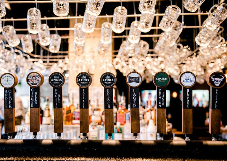 The Bavarian Beer Hall Robina Town Centre