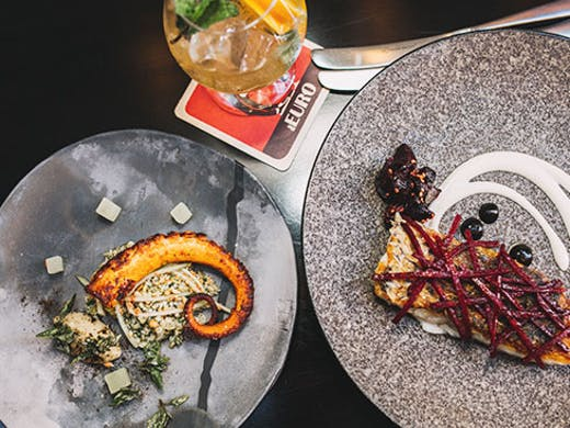The Euro Brisbane, best restaurants Brisbane