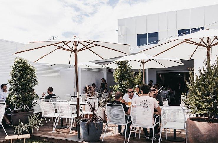 The LC vegan market Gold Coast