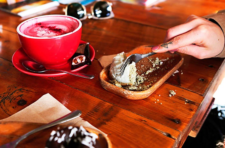Beetroot Lattes In Perth