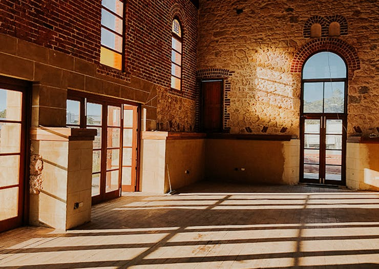 Here's The Inside Scoop On Fremantle's Brand New Foodie Precinct Inside The Old Synagogue