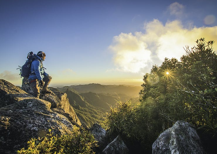 Get Your Heart Pumping With 5 Mountainous Adventures To Take This Weekend