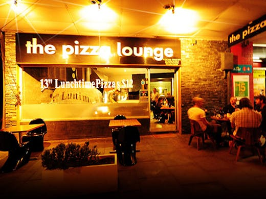 The Pizza Lounge Swanbourne Restaurant Pizza Perth