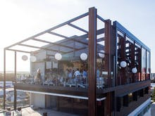 An Inside Look At The Sunshine Coast's First Open-Air Rooftop Bar