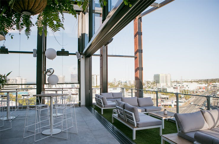 the rooftop bar maroochydore