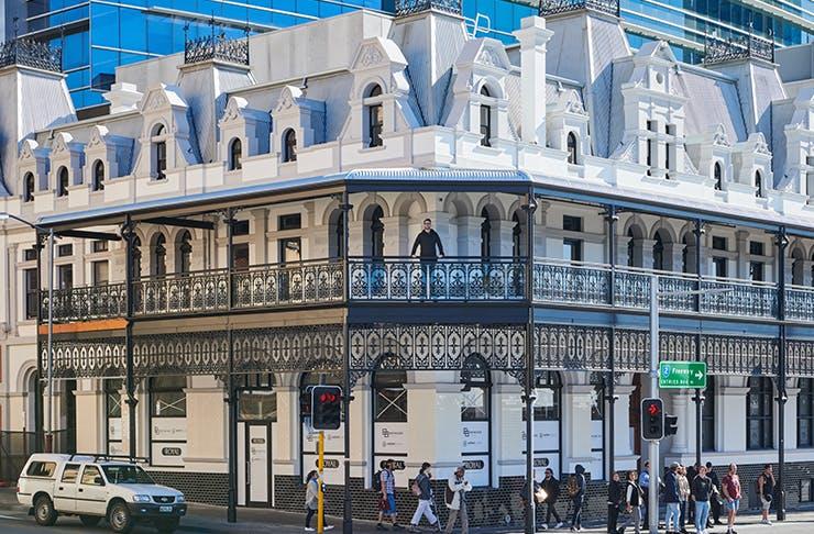 The Royal Hotel Perth