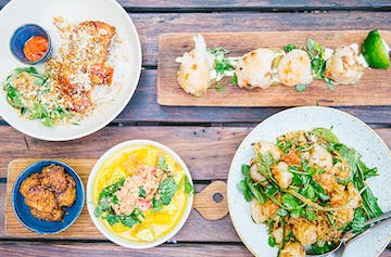 Where To Eat Before And After Your Fringe Shows