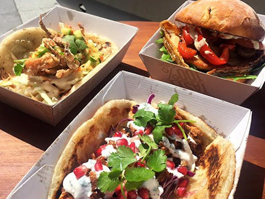 The Tin Kitchen Food Truck Auckland