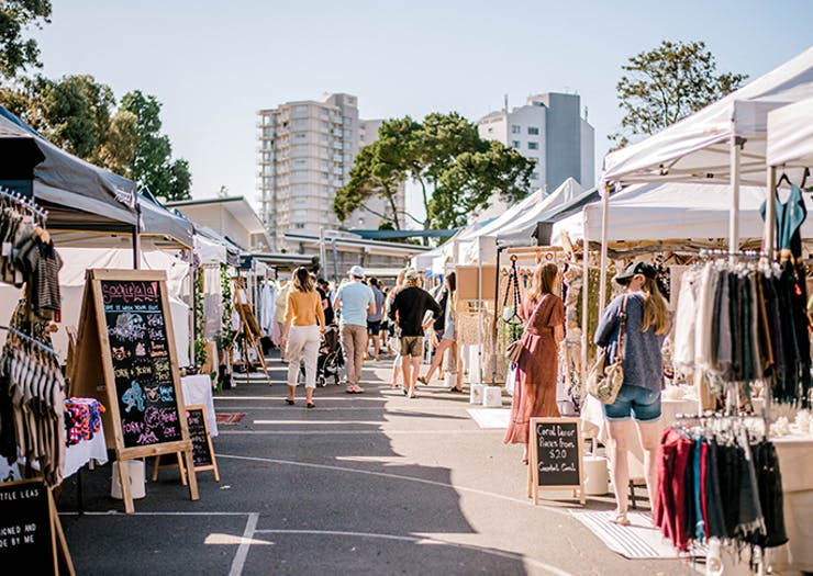 19 Of The Gold Coast's Best Markets To Browse In April