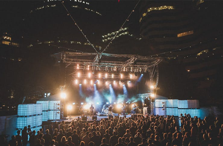 All The Chevron Gardens Gigs You Can't Miss This Summer