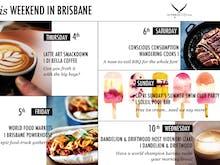 This Weekend In Brisbane