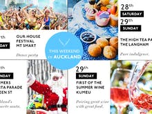 This Weekend In Auckland