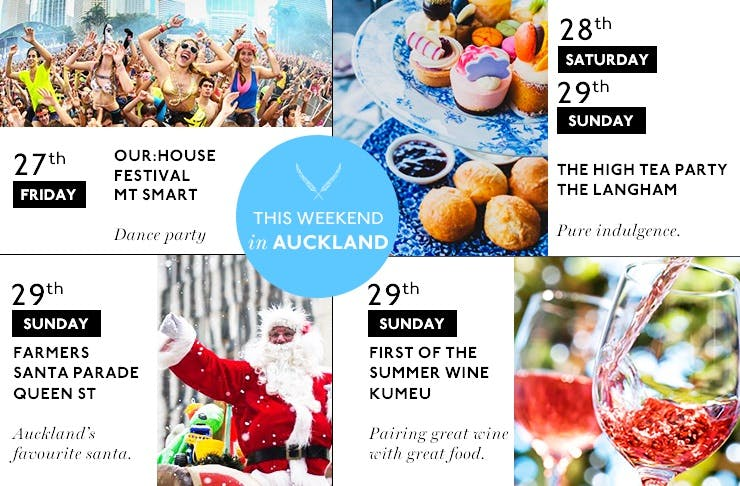 this weekend in auckland, things to do in auckland, what's on in auckland