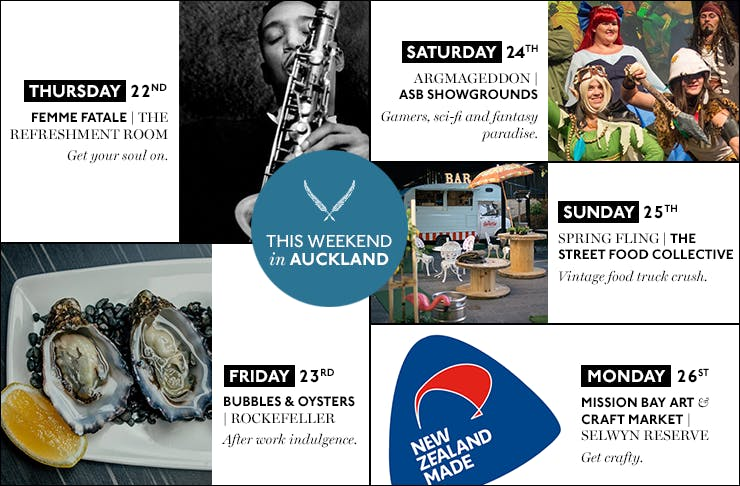 things to do in auckland this labour weekend