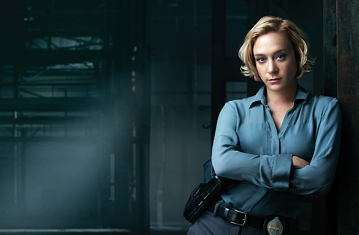 Chloë Sevigny looking smug as Catherine Jensen in Those Who Kill