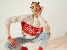 Embrace The 80s Throwback With Tommy Hilfiger's New Coca-Cola Collab