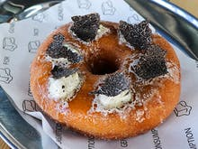 Butter Just Dropped Their Truffle Menu Feat. A Hot Truffle Doughnut
