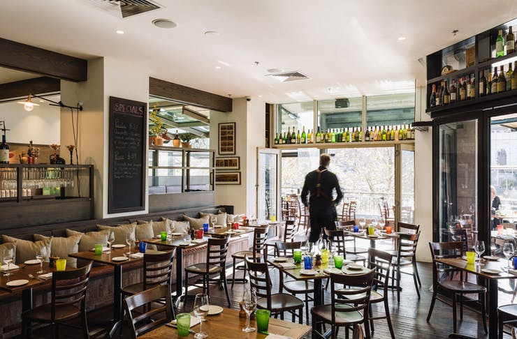 first date ideas Melbourne, southgate, best restaurants southgate