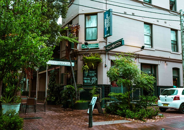 The Lord Wolseley Hotel John Javier | The Urban List Sydney