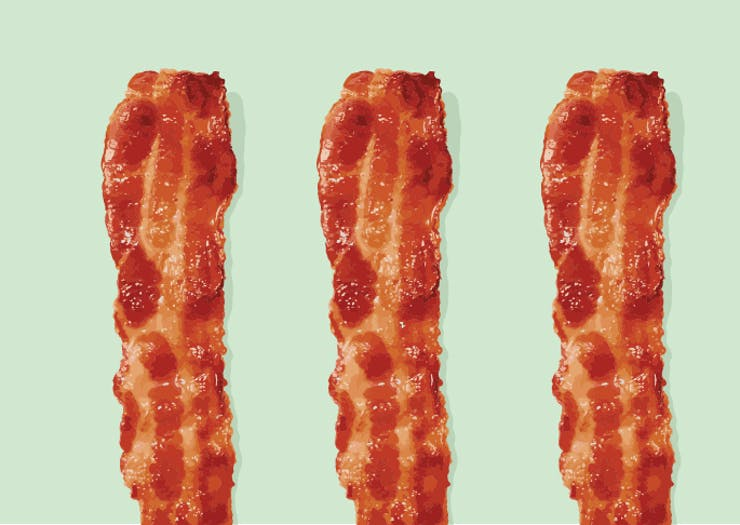 how to make bacon