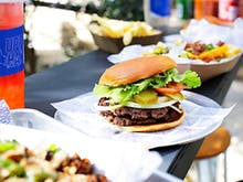 Upperhand Burgers