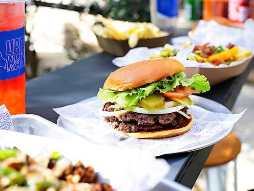 Upperhand Burgers, Swanbourne