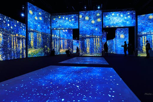 Tickets For The Epic Multi-Sensory Van Gogh Alive Exhibition Are Now On Sale So Don't Miss Out