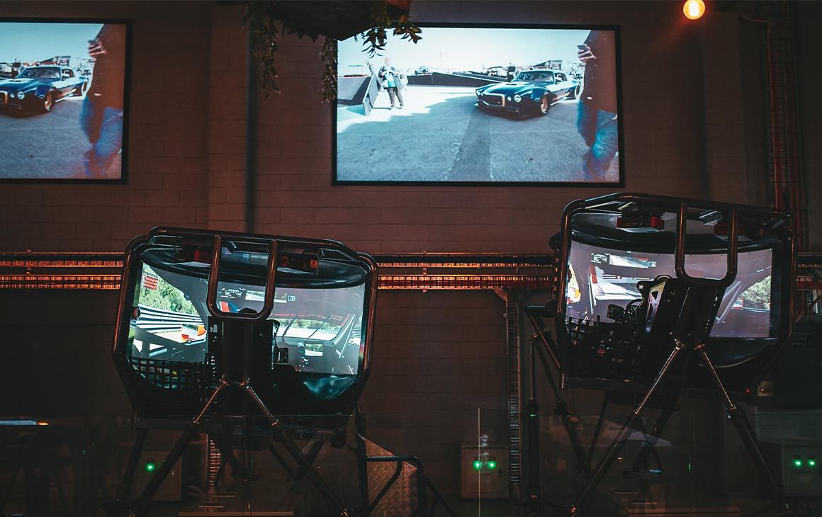 VR Motorsports Equiptment