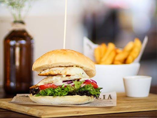 V Burger Bar East Victoria Park Perths Best Burgers