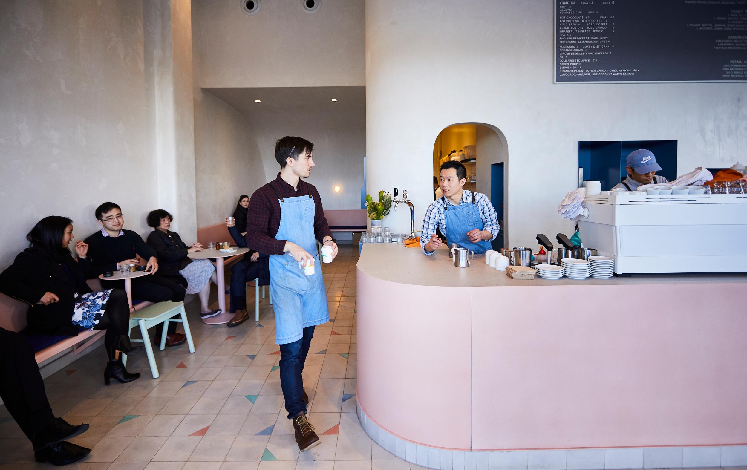 best cafes cbd