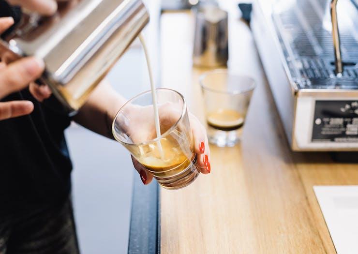 Win An Espresso Machine + Six Months' Coffee!