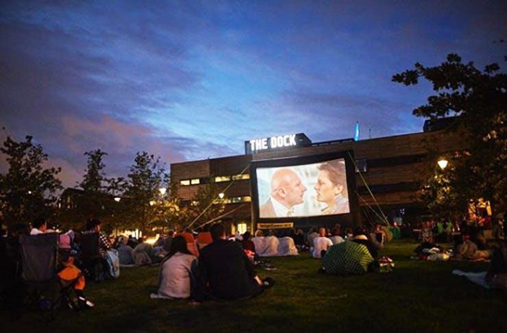 Openair Cinemas Melbourne