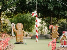 Prepare To Smash A Jolly Hole In One, Christmas-Themed Mini Golf Is Coming To Town