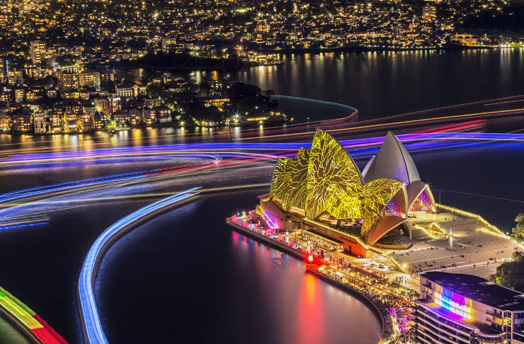 Your Ultimate Guide To 72 Hours At Vivid Sydney