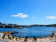 Soak Up The Weekend Sunshine And Water Views At Barangaroo's Sparkly New Harbour Cove