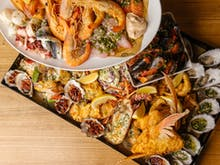 Load Up On Lobsters With WA's Biggest Seafood Platter