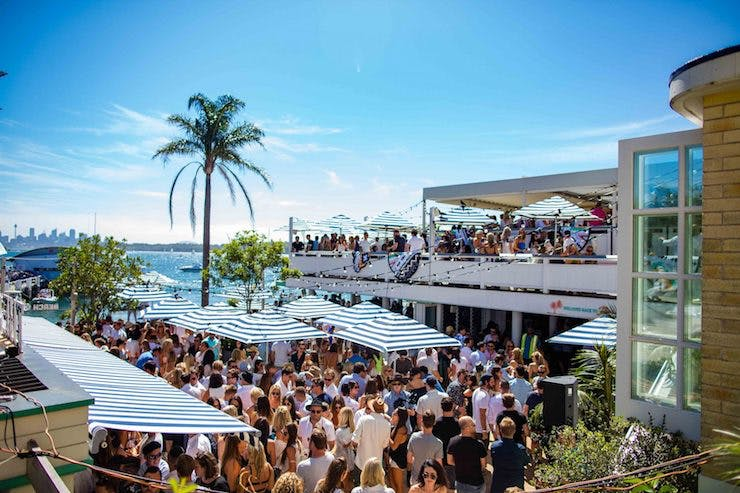 This Beachside Venue Is Serving Up Back-To-Back New Year's Events