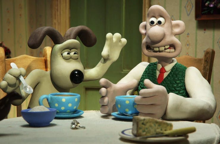 Wallace and Gromit are coming to Australia