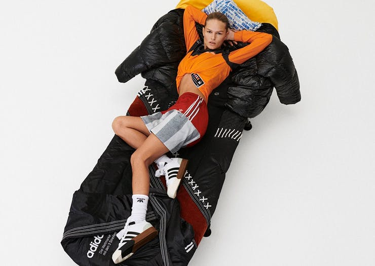 Adidas Originals And Alexander Wang Have Just Announced A Camping Fashion Range