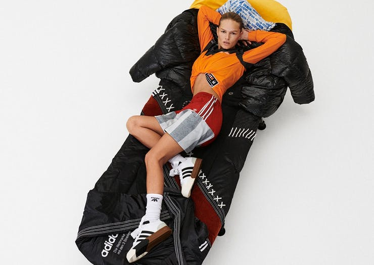 Adidas Originals And Alexander Wang Have Just Announced A Camping Fashion Range