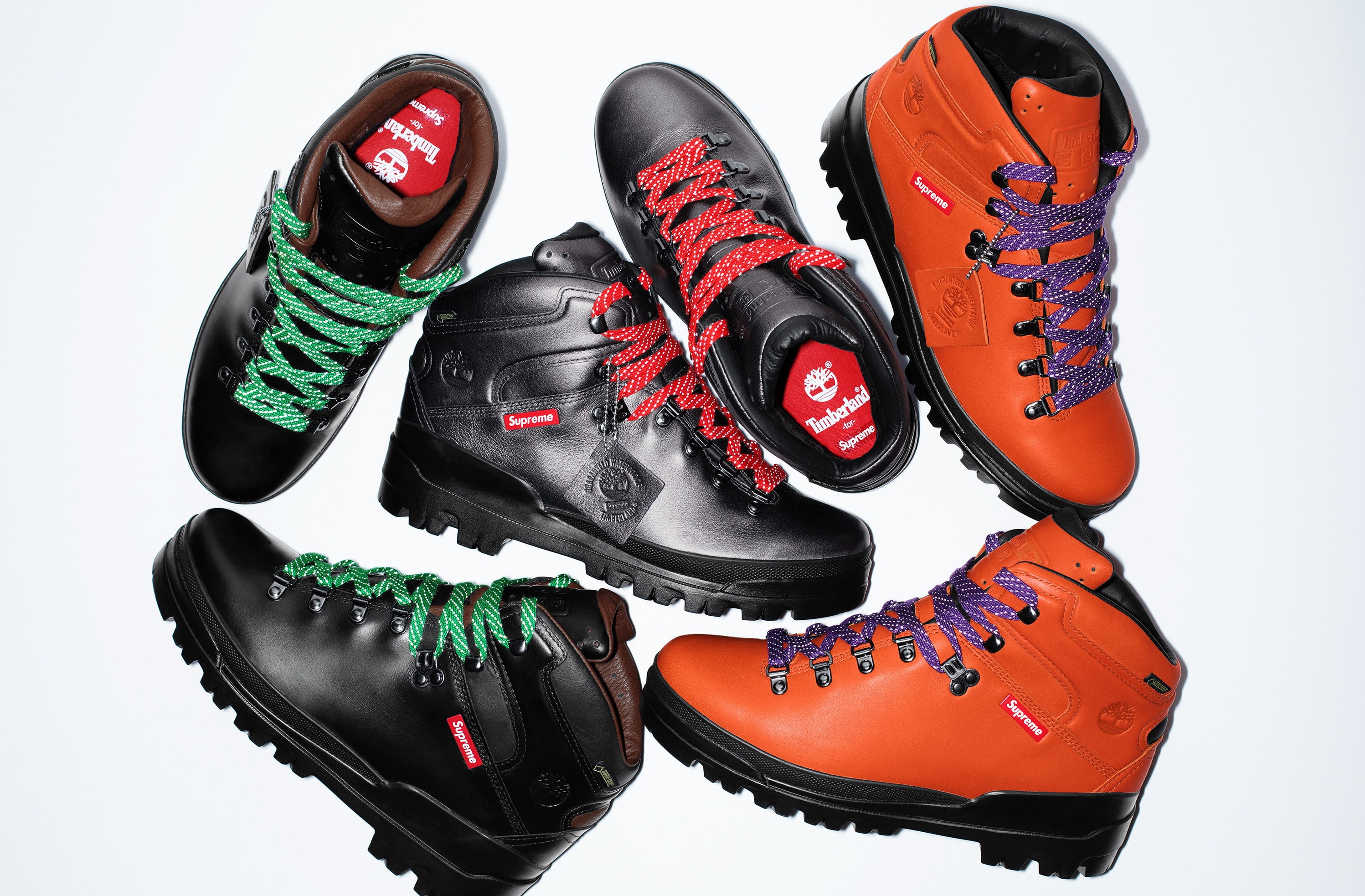 SupremeTimberland World Hiker Front Country Boot NWT