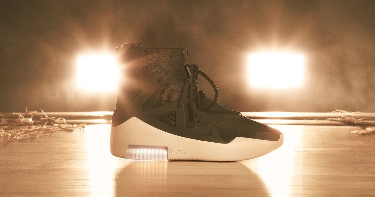 best service 63610 2df05 Take A Look At The Nike Air Fear of God Collection   Australia   Urban List