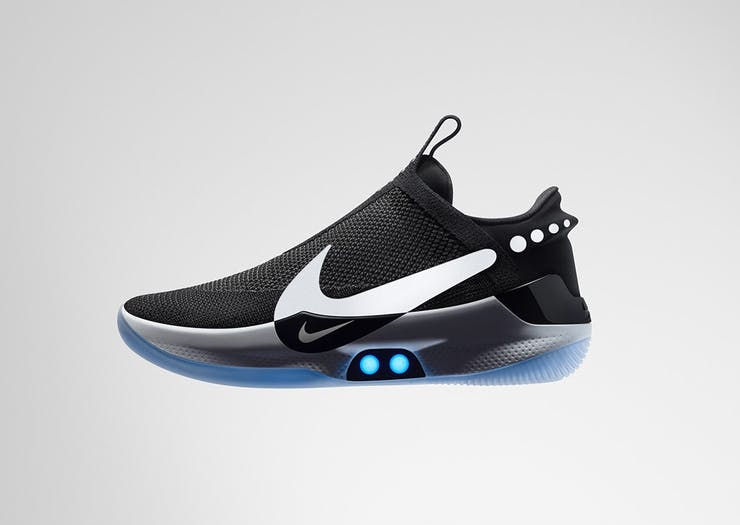 Here's Your First Look At The Nike Adapt BB