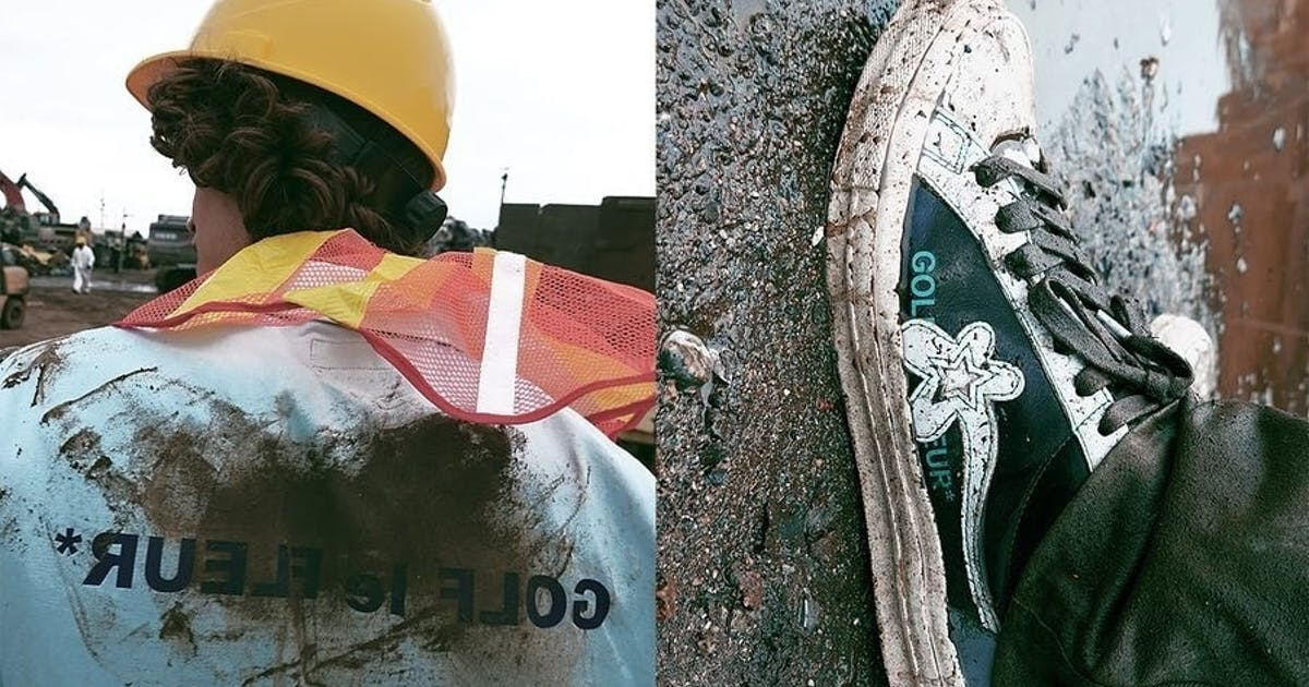 Converse And GOLF le FLEUR  Are Back With Another Collab  4bc182170