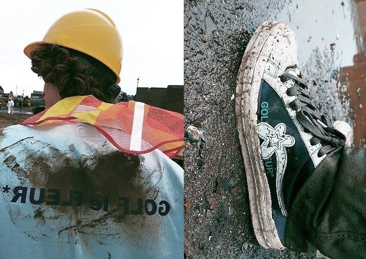 Get Gritty, Converse And GOLF Le FLEUR* Are Back With Another Collab