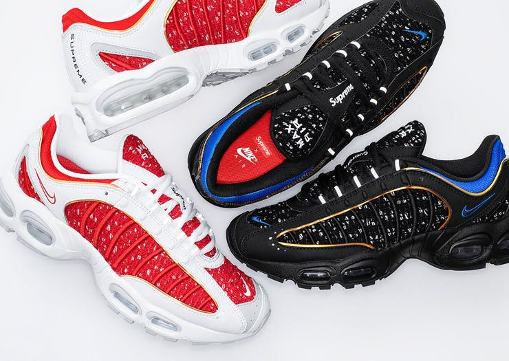 Here's Your First Look At Supreme And Nike's Latest Collaboration