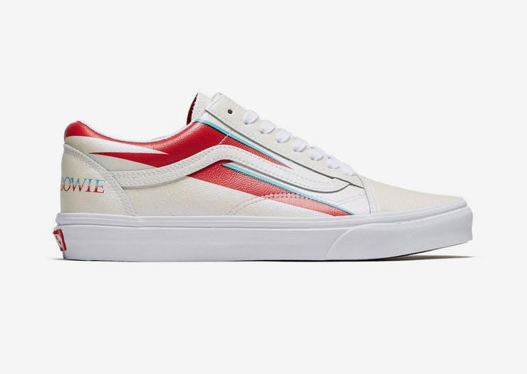 Vans Are Releasing A David Bowie Collection And You're Going To Want To See This