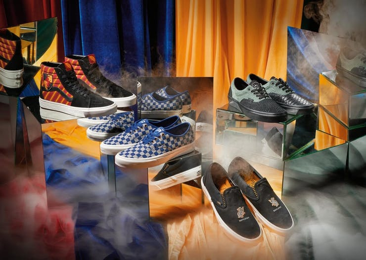 Get Hyped, Vans Is About To Drop A Harry Potter Collab