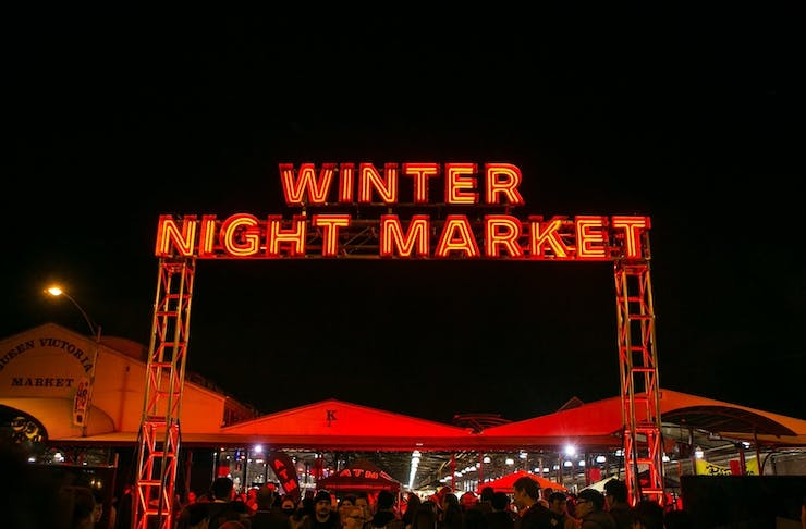 Take A Look At The Line-Up For This Year's Winter Night Market