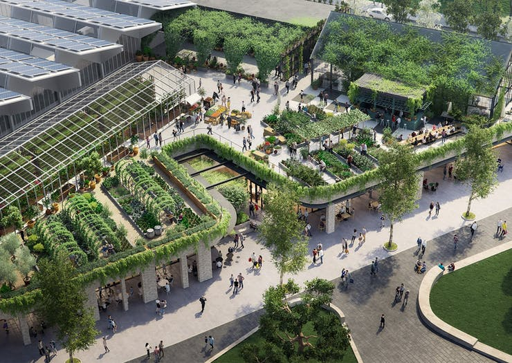 What You Need To Know About Melbourne's New Eco-Friendly Shopping Centre
